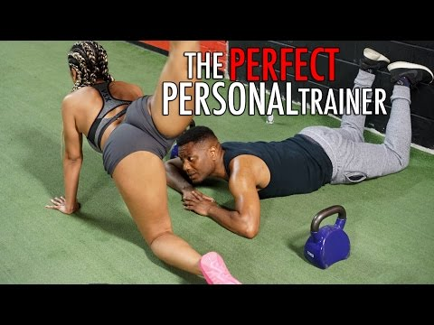Personal trainer sexually attracted to client